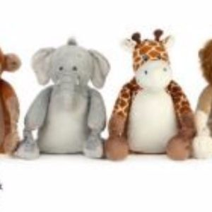 PERSONALISED BACKPACK BLANKET BUDDIES