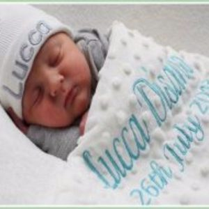 PERSONALISED BLANKETS/WRAPS