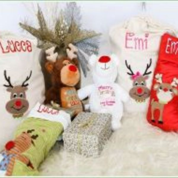 PERSONALISED CHRISTMAS ITEMS