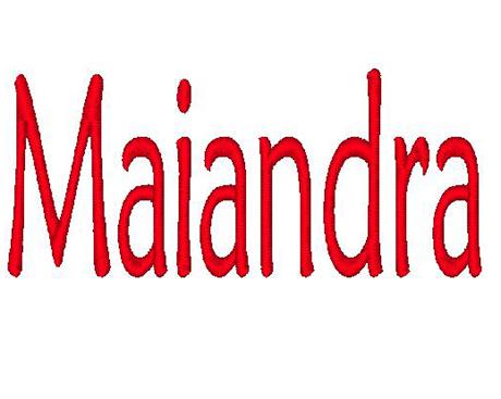 Maiandra