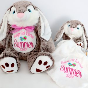 Easter Plush and Blankie